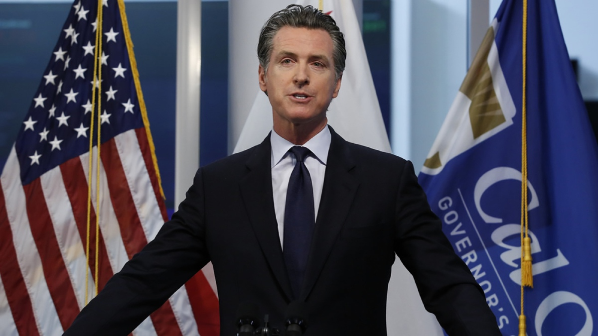 Governor Gavin Newsom (1)