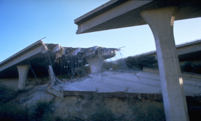 Northridge Earthquake 1997 FEMA