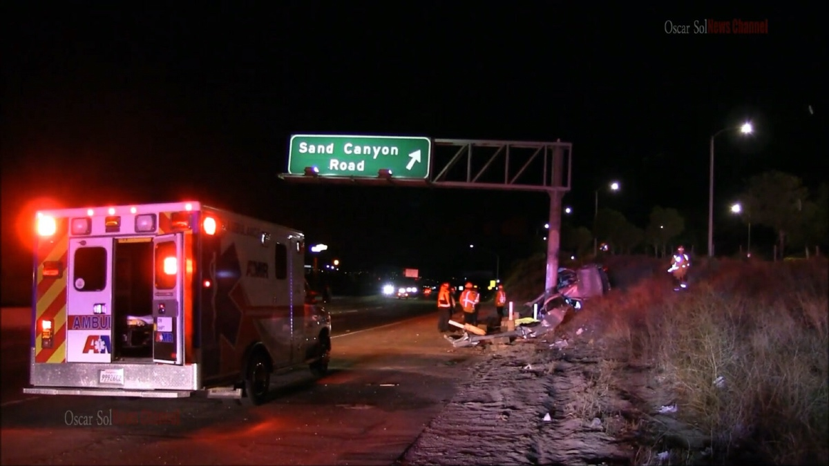 Fatal Canyon Country Crash