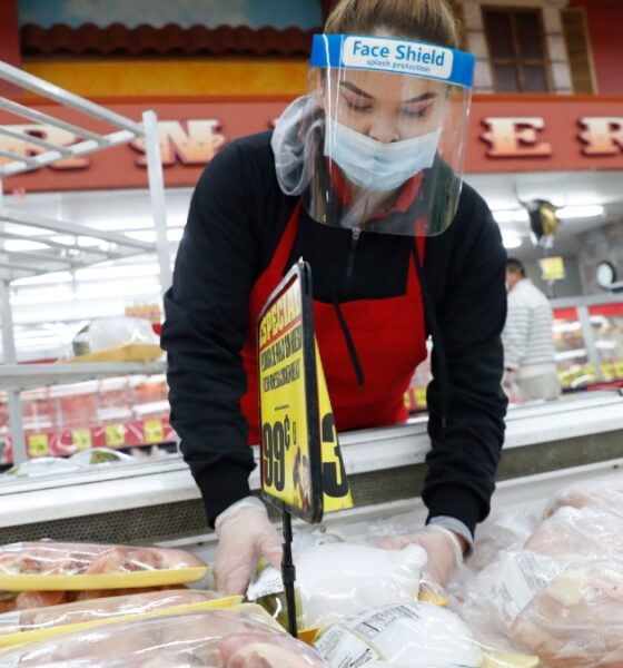 Grocery Store Worker COVID-19 Hero Pay