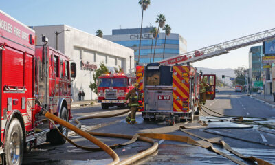 North Hollywood Fire 1