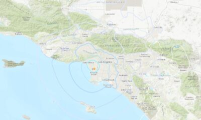 Lennox Earthquake Southern California QuAKE