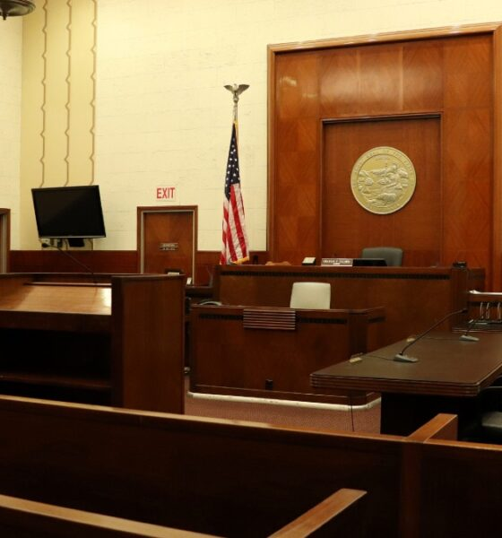 Los Angeles Courtroom-2