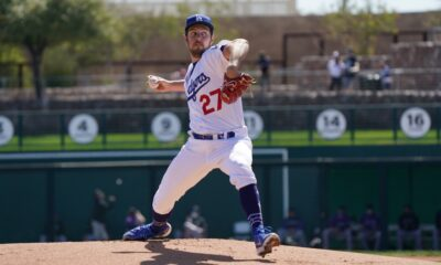 Los Angeles Dodgers Trevor Bauer