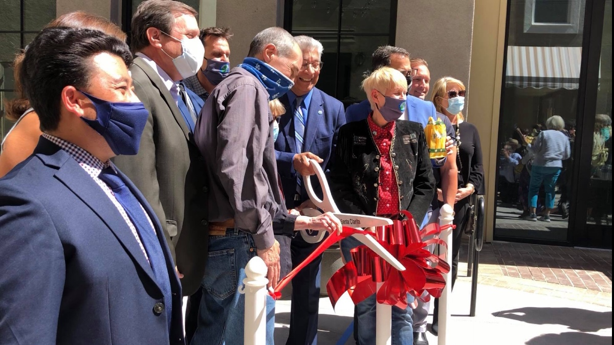 Newhall Laemmle Theatre Opening 1