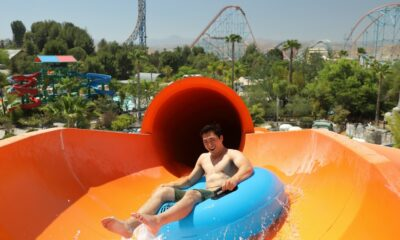 Six Flags Hurricane Harbor Reopening
